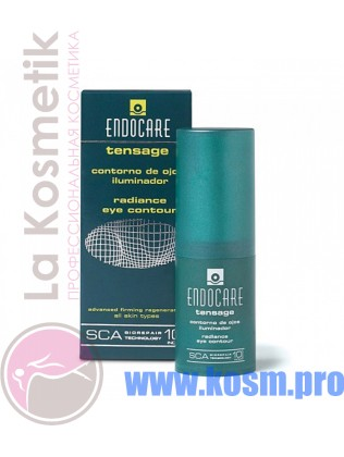 Endocare Флюид для контура глаз и губ Tensage