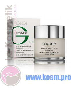 Recovery, GiGi  Восстанавливающий ночной крем