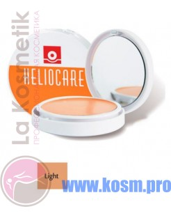 Heliocare Крем-пудра компактная с УФ-защитой (SPF 50) для сухой и нормальной кожи (для незагорелой кожи)
