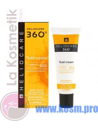 Минеральный солнцезащитный флюид для всех типов кожи с SPF 50+
