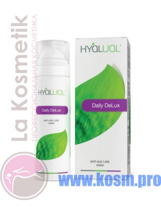 Anti-age спрей Daily DeLux Hyalual