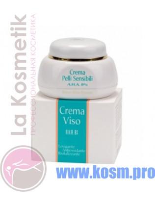 Sweet Skin System Крем для чувствительной кожи АНА 8%