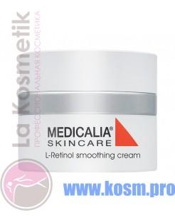 Medicalia Medi-Refine разглаживающий крем с L-ретинолом и молочной кислотой