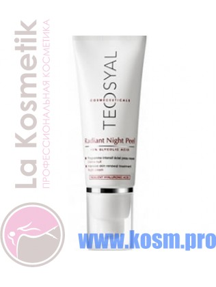 Крем пилинг Radiant Night Peel 15% Teosyal