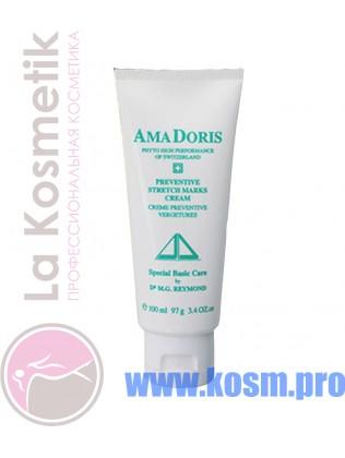 Крем, повышающий упругость кожи тела и груди - Preventive Stretch Marks Cream