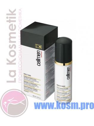 Cellcosmet & Cellmen Cellmen Пена для очищения кожи и бритья
