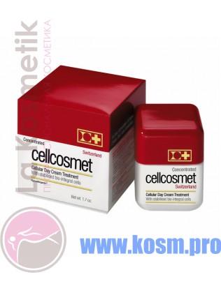 Cellcosmet & Cellmen Cellmen Клеточный дневной концентрированный крем