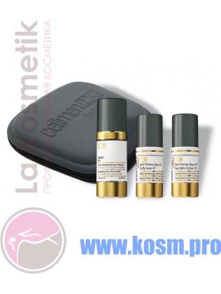 Cellcosmet & Cellmen Набор косметический дорожный по уходу за кожей лица для мужчин