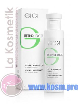 Лосьон-пилинг для нормальной и сухой кожи Retinol Forte GiGi