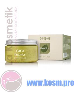 Phyto scrub (Organics, GiGi) – Органический фитоскраб