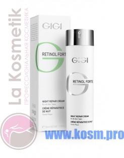 Ночной восстанавливающий крем для всех типов кожи Retinol forte GiGi