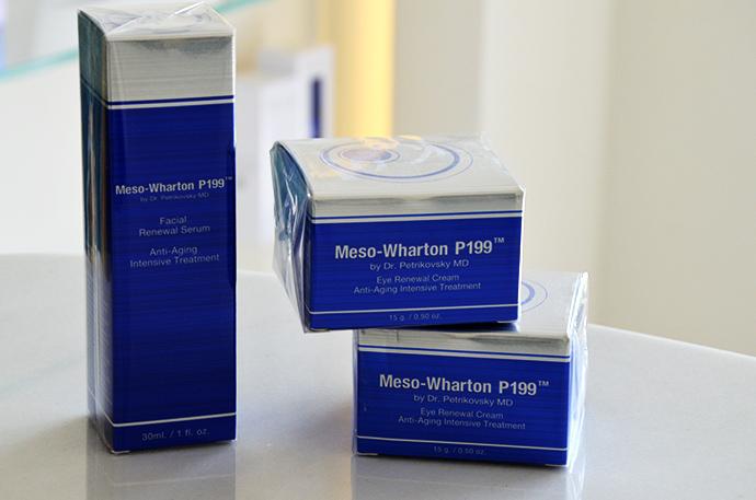 Meso-Wharton P199 косметика